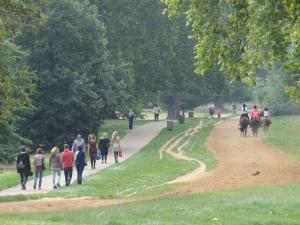 Hyde Park, Rotten Row