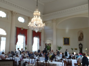Inside the Pump room