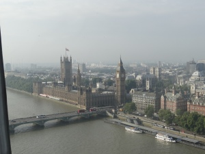 Parliament/Big Ben from the Eye