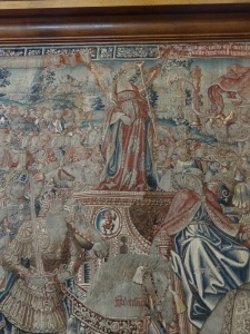More Hampton Court tapestry