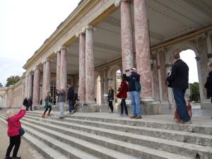 Italian Carrera marble- Petit Trianon