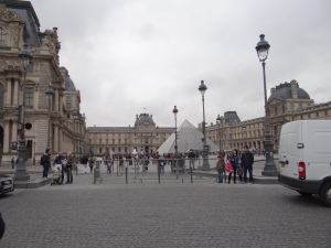 Paris day 2 - the Louvre (and my birthday) 003