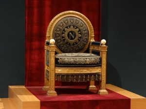 Napoleon's throne