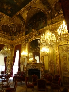 Such opulence! No wonder there was a revolution!