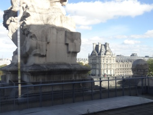 View from d'Orsay window