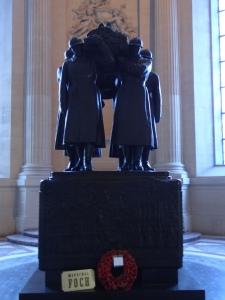 Ferdinand Foch's tomb: 1851-1929. Marshall of France