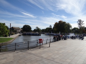 "The river ""Avon""  of Stratford on Avon"