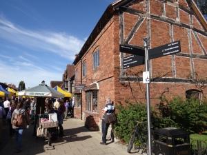 Stratford upon Avon and Warwick 012