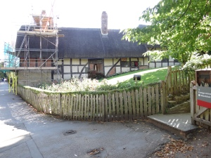 Anne Hathaway's house - Shakespeare's wife