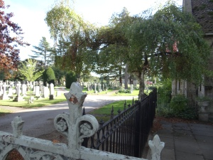 Stratford Upon Avon's cemetery - Shakespeare's resting place is in question?