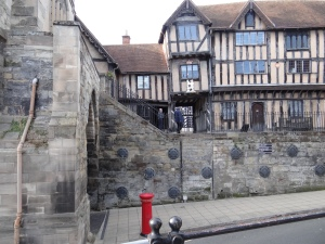 Stratford upon Avon and Warwick 030