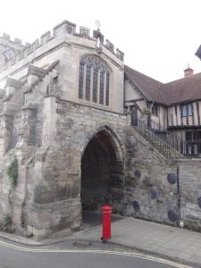 Stratford upon Avon and Warwick 031