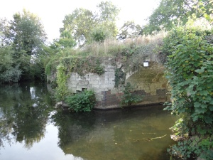 Another view of the14th century old Bridge