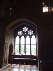 Beautiful windows in the Great Room