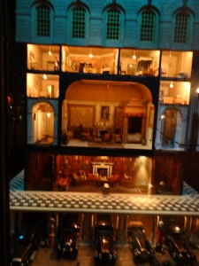 Queen Mary's  Dolls' House....because there wasn't anything else to spend taxpayers money on