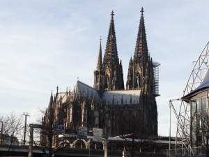 River boat cruise - Cologne, Germany 003
