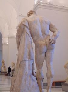 Hercules - back