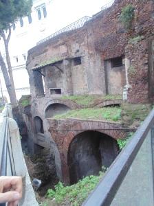2nd century A.D.  ruins