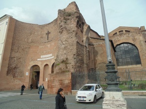 Baths of Diocletian and Santa Maria degli Angeli