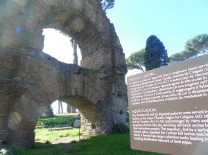 Part of the Palatine Hill