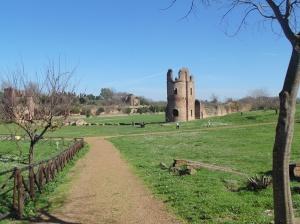 Maxentius ruins