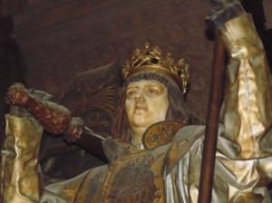 Columbus tomb - pallbearer